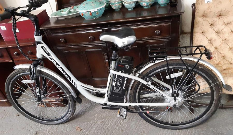 Falcon electric bicycle