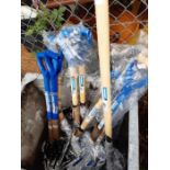 Collection of new fork's and spade's