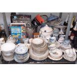 Quantity of Royal Doulton 'White Nile' dinnerware