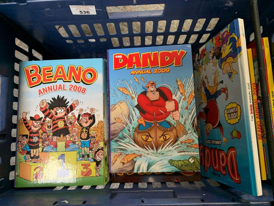 Quantity of The Dandy & Beano annuals - Image 2 of 4