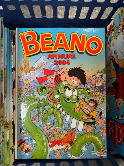 Quantity of The Dandy & Beano annuals - Image 3 of 4