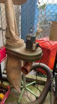 Elektra Beckum dust/sawdust extractor
