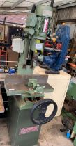 Sedgewick wood pillar drill
