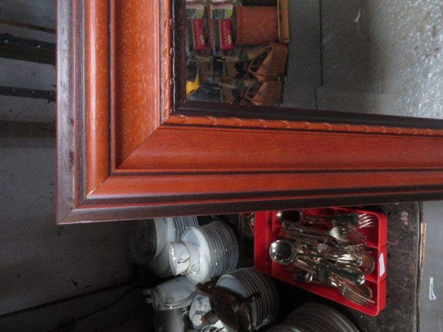 Various framed mirrors - Image 9 of 14