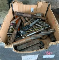 Lathe & milling tools & drill parts