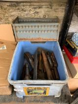 Lathe & milling tools