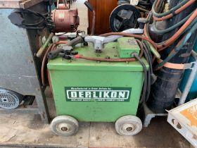 Oerlikon welding tool