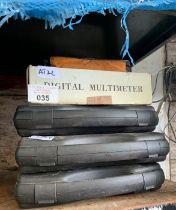 Electric test multi meters