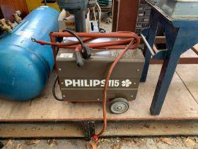 Phillips 115 battery welding tool