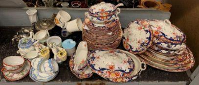 """Quantity of ceramics to include Belmont """"Durabilit"""