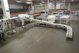 Spantech 180 degree belt conveyor