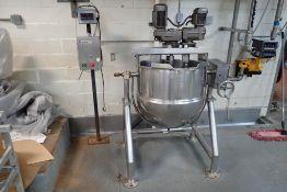 Groen 60 gallon SS tilt kettle