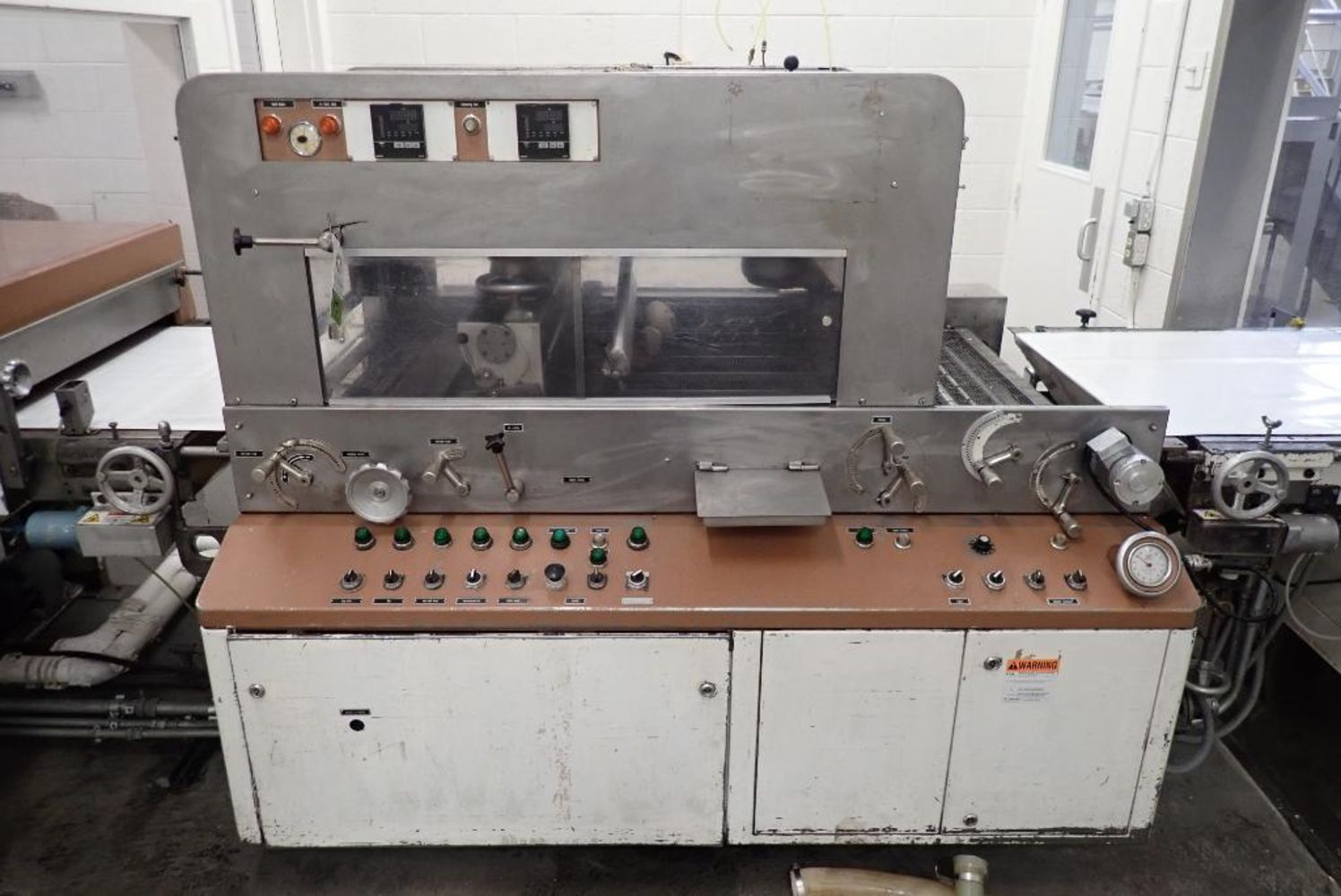 Surplus Equipment to the Ongoing Operations of a Large National Candy/Confections Company