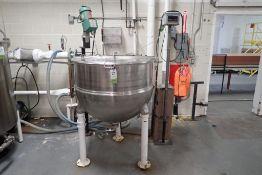 Groen 150 gallon SS kettle