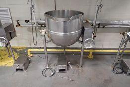Groen 40 gallon SS tilt kettle