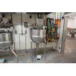 Groen 60 gallon SS kettle