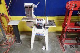 Jet belt sander/disc grinder