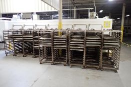 SS double oven rack