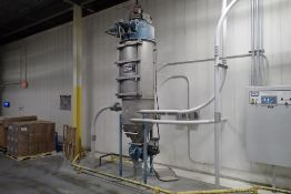 Smoot SS hopper with rotary airlock