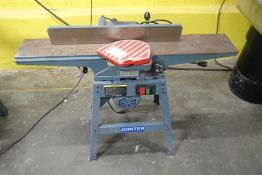 Jet 6 in. woodworking jointer