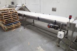 Wrabacon plastic interlock belt conveyor