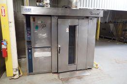 Revent 620 double rack oven