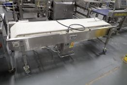 Lutech Co interlock belt conveyor