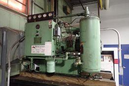 Sullair rotary screw air compressor
