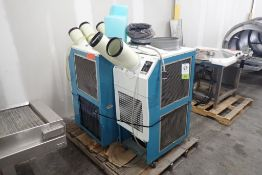 (3) Movincool spot cooling systems