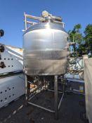 APV SS 1000 gallon Processor