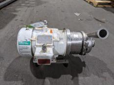 APV SS centrifugal pump