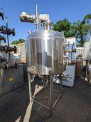 APV SS full jacketed bio reactor