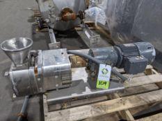 APV Cozzini Unibloc-PD SS PD pump