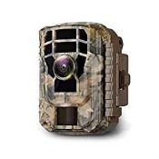 Campark 2020 upgrade Mini Wildlife Camera 16MP 1080P HD Trail Game Camera Waterproof Scou