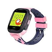 RRP £63.00 4G Kids Smartwatch GPS Tracker Hengwei Kids Smart Watch Phone for Girls Boys Video Call 4