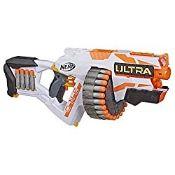 Nerf Ultra One Motorised Blaster, 25 Nerf Ultra Darts, Furthest Flying Nerf Darts Ever, Compati