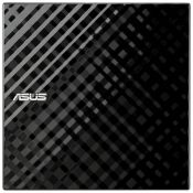 ASUS EXTERNAL SLIM DVD RW BLACK