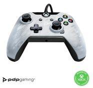 White CAMO Controller - Xbox One