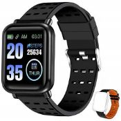 ANCwear Fitness Trackers Bluetooth Smart Watches