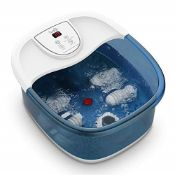 Foot Spa and Massager, Turejo Home Spa Bath with