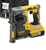 RRP £659.00 Dewalt DCK368P3T Kit, 18 V, Yellow, 27 x (only whats in the photo)