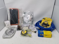 COMBINED RRP £119.00 LOT TO CONTAIN 12 ASSORTED Home Improvement: Centurion, ICONNTECHS, Shield
