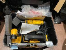 RRP £924.00 Dewalt 18V 3 Piece Cordless Kit