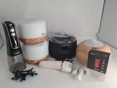 COMBINED RRP £90.00 LOT TO CONTAIN 7 ASSORTED Drugstore: 500ML, Essential, Tenswall, Electric,