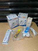 COMBINED RRP £120.00 LOT TO CONTAIN 7 ASSORTED Personal Care Appliances: Oral-B, HSYTEK, Philip