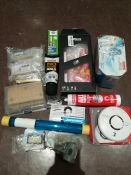 COMBINED RRP £120.00 LOT TO CONTAIN 13 ASSORTED Home Improvement: 10, KKmoon, UniBond, Wera, Si