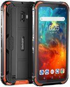 RRP £121.00 Rugged Phone, Blackview BV5900 4G Dual SIM Tough