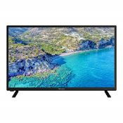 """RRP £124.00 EMtronics 32"""" Inch HD Ready LED TV with 3 x HDMI"""
