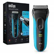 Braun Series 3 ProSkin 3040s Electric Shaver, We