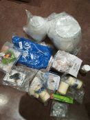 COMBINED RRP £142.00 LOT TO CONTAIN 12 ASSORTED BISS: Adar, DR, Dremel, Face_Shield, Genware, K